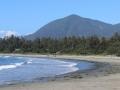 Chesterman beach mountains