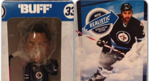 Curse of the Winnipeg Jets Bobbleheads