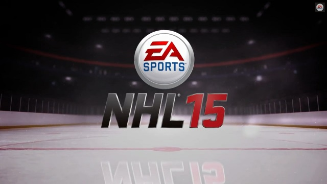 Sean Ramjagsingh on NHL 15