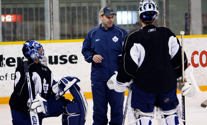 Goalie Analytics with Coach Steve McKichan