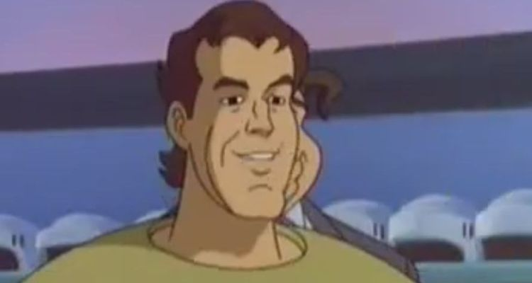 Remembering Guy Hebert's appearance on the Mighty Ducks cartoon